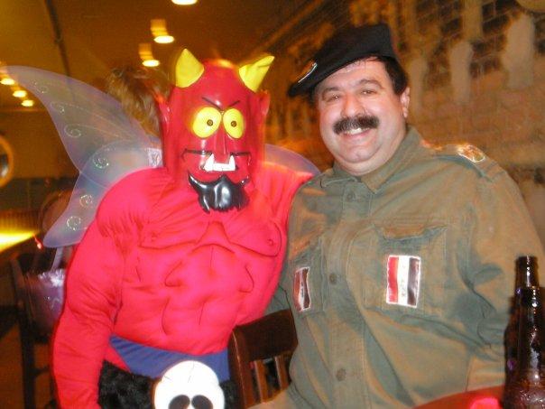 Me and Satan